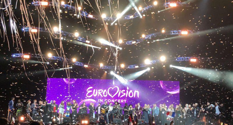 "ASÍ HA SIDO ""EUROVISION IN CONCERT 2018"""