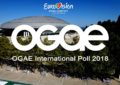 OGAE ESLOVENIA Y OGAE REST OF THE WORLD FACILITAN SU VOTACIÓN A LA OGAE POLL